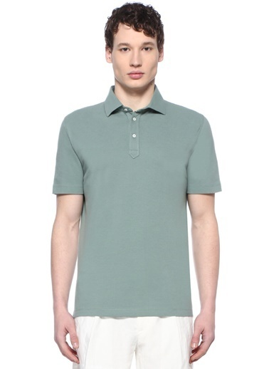 Brunello Cucinelli Tişört Yeşil